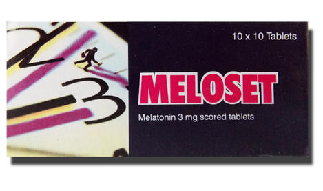 Buy Melatonin (Meloset)